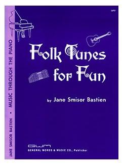 Folk Tunes For Fun: Level 1 Books | Piano