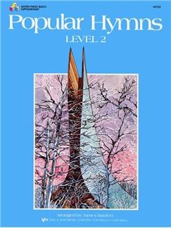 Popular Hymns - Level 2 Books | Piano