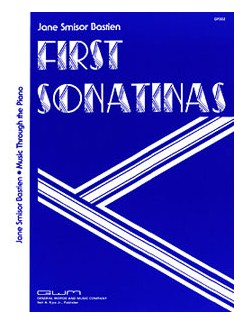 Jane Smisor Bastien: First Sonatinas (Piano) Books | Piano