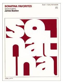 Sonatina Favorites Book 1: Early Intermediate Level 4 Books | Piano