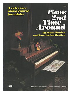 Piano: 2nd Time Around Books | Piano & Guitar, with chord symbols