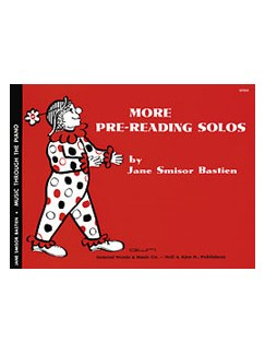 Jane Smisor Bastien: More Pre-Reading Solos Books | Piano