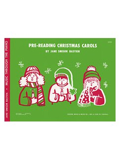 Pre-reading Christmas Carols Ugp301 Books | Piano