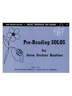 Jane Smisor Bastien: Pre-Reading Solos Books | Piano