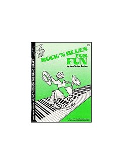 Jane Smisor Bastien: Rock 'n' Blues For Fun Books | Piano