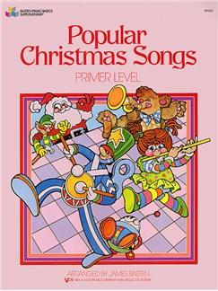 Popular Christmas Songs Primer Books | Piano