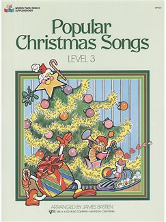 Popular Christmas Songs Level 3 Books | Piano