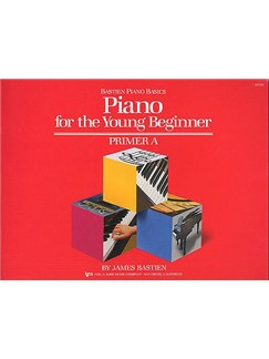 Bastien Piano Basics: Piano For The Young Beginner Primer A Books | Piano
