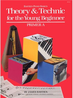 Bastien Piano Basics: Theory And Technique For The Young Beginner Primer A Books | Piano