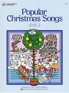 Popular Christmas Songs Level 2 Books | Piano