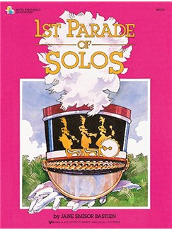 Jane Smisor Bastien: 1st Parade Of Solos Books | Piano