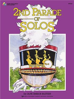 Jane Smisor Bastien: 2nd Parade Of Solos Books | Piano
