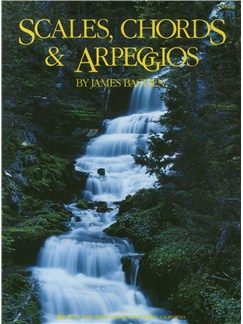 Scales, Chords And Arpeggios Levels 2 - 4 Books | Piano