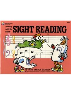 Jane Smisor Bastien: Sticking With The Basics - Sight Reading Books | Piano