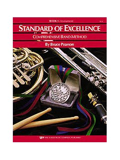 Bruce Pearson: Standard Of Excellence - Comprehensive Band Method Book One (Bass Clarinet) Books | Bass Clarinet