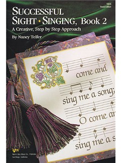 Successful Sight Singing, Book 2, Vocal Edition Books | Voice