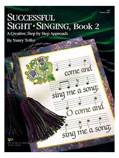 Successful Sight Singing - Book 2 (Conductor's Edition) Books | Voice