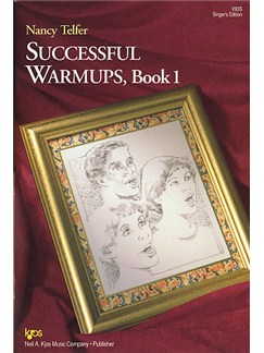 Successful Warm-ups Book 1: Vocal Edition Books | Voice