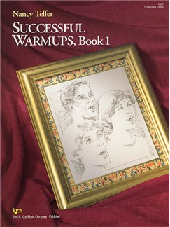 Successful Warm-ups Book 1: Conductor's Edition Books | Voice