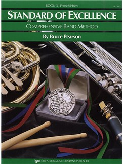 Standard Of Excellence: Comprehensive Band Method Book 3 (Bassoon) Books | Bassoon