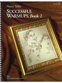 Successful Warm-ups Book 2: Conductor's Edition Books | Voice