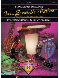 Standard Of Excellence: Jazz Ensemble Method (Tuba) Books and CDs | Tuba