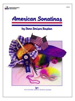 Jane Smisor Bastien: American Sonatinas Books | Piano