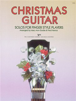 Christmas Guitar - Solos For Fingerstyle Players Books | Guitar