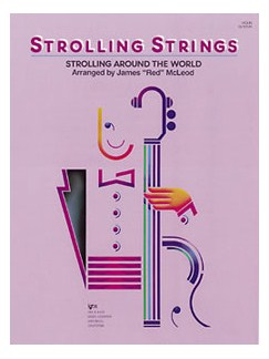 Strolling Around The World (Full Score) Books | String Quartet