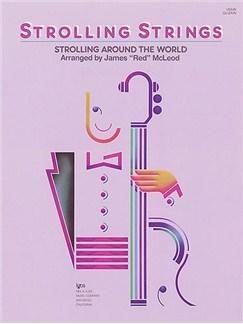 Strolling Around The World (Violin) Books | Violin, Piano Accompaniment