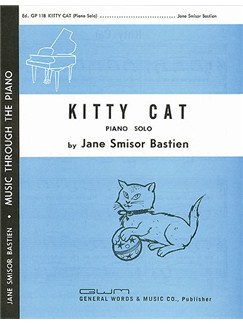 Jane Bastien: Kitty Cat Books | Piano