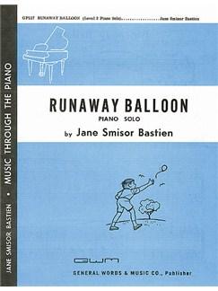 Jane Bastien: Run-away Balloon Books | Piano