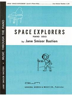 Jane Bastien: Space Explorers Books | Piano