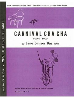 Jane Bastien: Carnival Cha Cha Books | Piano