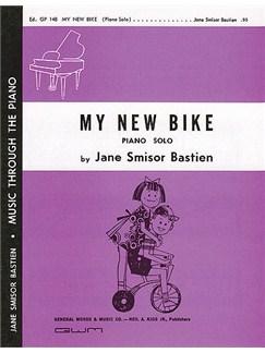 Jane Bastien: My New Bike Books | Piano