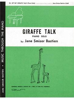 Jane Bastien: Giraffe Talk Books | Piano