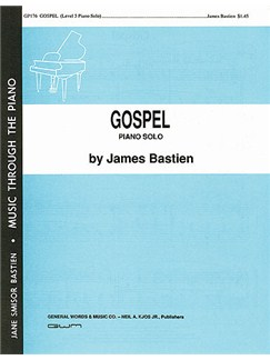 James Bastien: Gospel Books | Piano