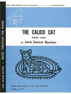 Jane Bastien: The Calico Cat Books | Piano