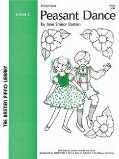 Jane Bastien: Peasant Dance Books   Piano