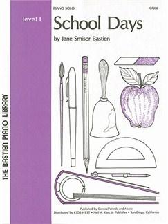 Jane Bastien: School Days Books | Piano