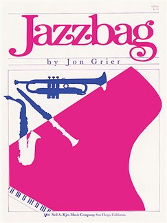 Jon Grier: Jazzbag Books | Piano