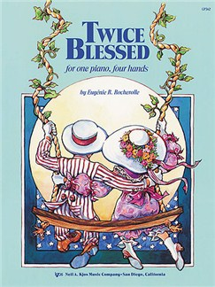 Eugenie Rocherolle: Twice Blessed Books | Piano