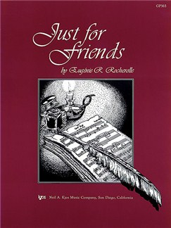 Just For Friends Books | Piano