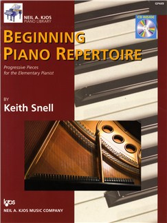 Keith Snell: Beginning Piano Repertoire Books and CDs | Piano