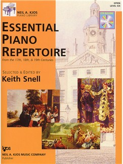 Essential Piano Repertoire - Level 6 (Book And CD) Books and CDs | Piano