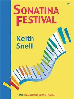 Keith Snell: Sonatina Festival Books | Piano