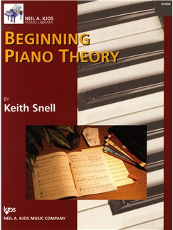 Keith Snell: Beginning Piano Theory Books | Piano