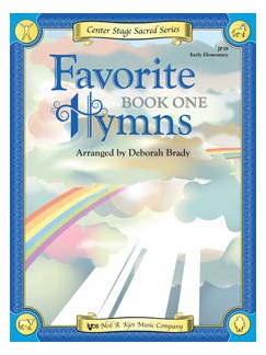 Favorite Hymns - Book One Books | Piano