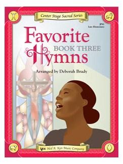 Favorite Hymns - Book Three Books | Piano