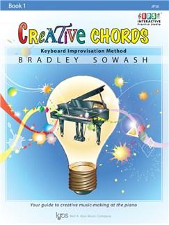 Bradley Sowash: Creative Chords - Book 1 Books | Keyboard